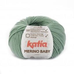 MERINO BABY - MENTA (86)