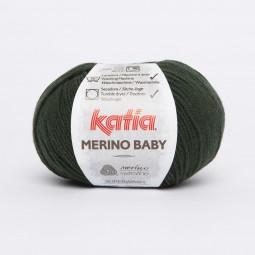 MERINO BABY - VERDE OSCURO (85)