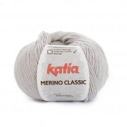 MERINO CLASSIC - GRIS CLARO (38)