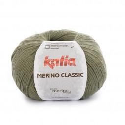 MERINO CLASSIC - KAKI CLARO (70)