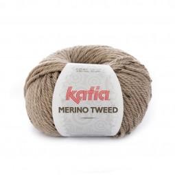 MERINO TWEED - BEIGE (301)