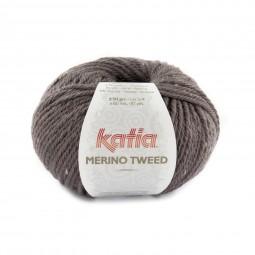 MERINO TWEED - BERENJENA (316)