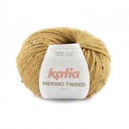 MERINO TWEED - CAMEL (314)