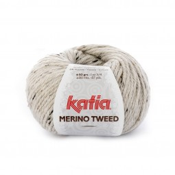 MERINO TWEED - NATURAL (300)