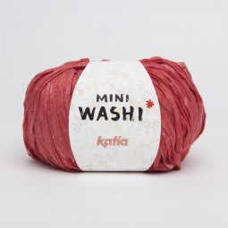 MINI WASHI - ROJO (210)