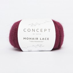 MOHAIR LACE - CONCEPT - CARDENAL (311)