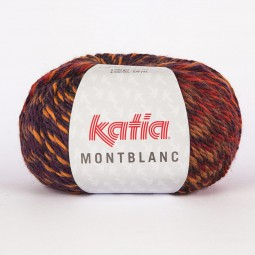 MONTBLANC - LILA/ AZUL/ YEMA (74)