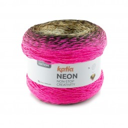 NEON - FUCSIA/ CAMELS (500)