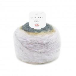 NINFA - CONCEPT - ROSA/ CAMEL/ GRIS (200)