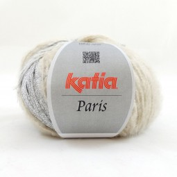 PARIS - BEIGE/ PLATA (50)