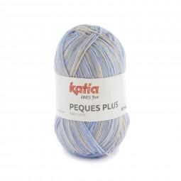 PEQUES PLUS - CELESTE/ PERLA/ BEIGE (106)