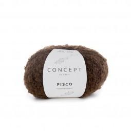 PISCO - CONCEPT - MARRÓN (408)
