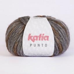 PUNTO - GRIS/ MOSTAZA CLARO (803)