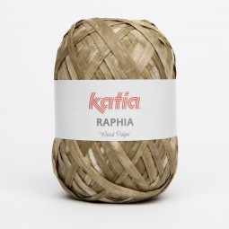 RAPHIA WOOD PULPE - BEIGES (50)
