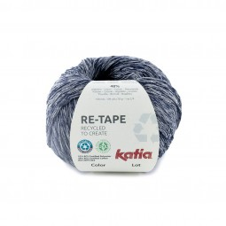 RE-TAPE - JEANS OSCURO (205)