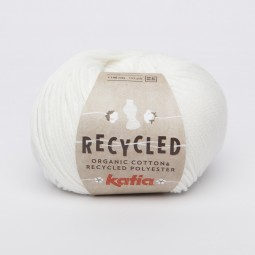 RECYCLED - BLANCO (100)