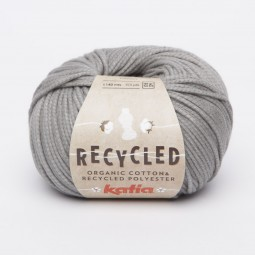 RECYCLED - GRIS MEDIO (104)