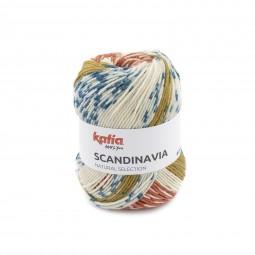 SCANDINAVIA - CALDERA/ PETROLEO/ OCRE (302)