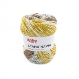 SCANDINAVIA - MOSTAZA/ VISON/ GRIS (303)