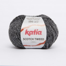 SCOTCH TWEED - GRIS OSCURO (65)