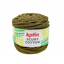 SCUBY COTTON - KAKI (125)