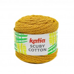 SCUBY COTTON - MOSTAZA (124)