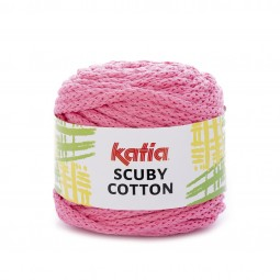SCUBY COTTON - ROSA CHICLE (121)