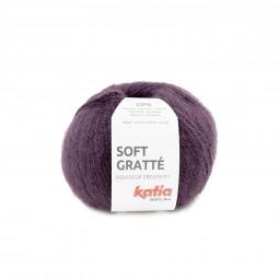 SOFT GRATTÉ - BERENJENA (74)