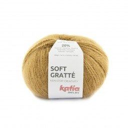 SOFT GRATTÉ - CAMEL (81)