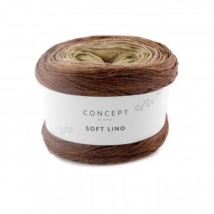 SOFT LINO - CONCEPT - TEJAS/ OXIDADOS (604)