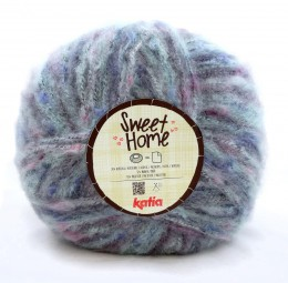 SWEET HOME - GRIS MULTICOLOR (105)