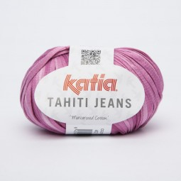 TAHITI JEANS - ROSAS (412)