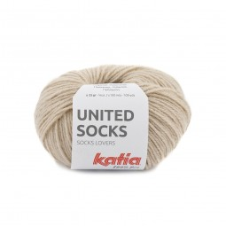 UNITED SOCKS - BEIGE (4)