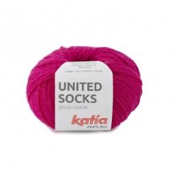 UNITED SOCKS - FUCSIA (15)