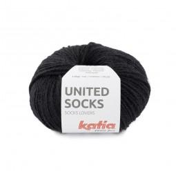 UNITED SOCKS - NEGRO (10)