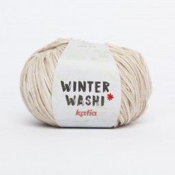WINTER WASHI - BEIGE/ ARENA (201)