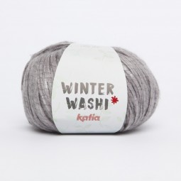 WINTER WASHI - GRIS CLARO (205)