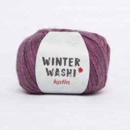 WINTER WASHI - LILA/ MORADO (208)