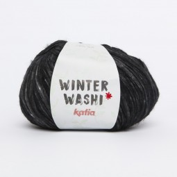 WINTER WASHI - PIZARRA/ NEGRO (212)