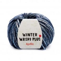 WINTER WASHI PLUS - MARINO/ AZULES (300)