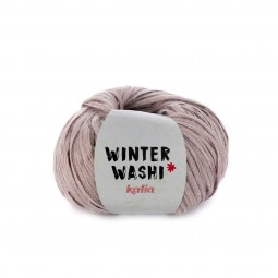 WINTER WASHI - ROSA PALO (213)