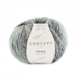YOGA - CONCEPT - LILA/ ESMERALDA (209)