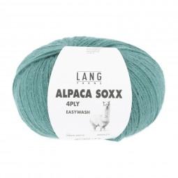 ALPACA SOXX 4-FACH/4-PLY - ATLANTIK (0074)