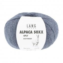 ALPACA SOXX 4-FACH/4-PLY - JEANS MÉLANGE (0034)