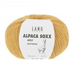 ALPACA SOXX 4-FACH/4-PLY - OCKER (0050)