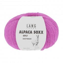 ALPACA SOXX 4-FACH/4-PLY - PINK (0085)