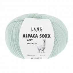 ALPACA SOXX 4-FACH/4-PLY - SALBEI (0092)