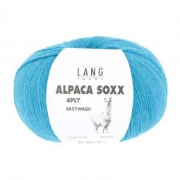 ALPACA SOXX 4-FACH/4-PLY - TÜRKIS (0079)