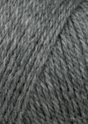 BABY ALPACA - GRAU MELANGE (0005)