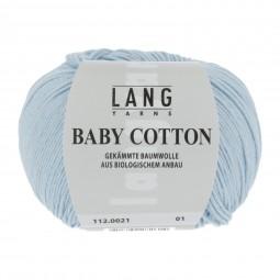 BABY COTTON - HIMMELBLAU (0021)